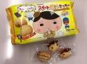 おしりたんてい「スイートポテトクッキー」新発売!